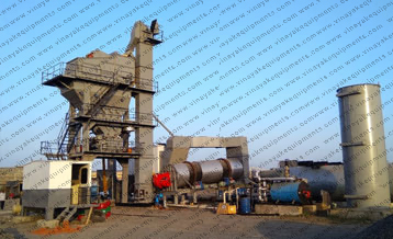 Asphalt batch mix plant manufacturers in india