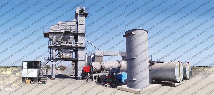 Drum mix plant manufacturer India