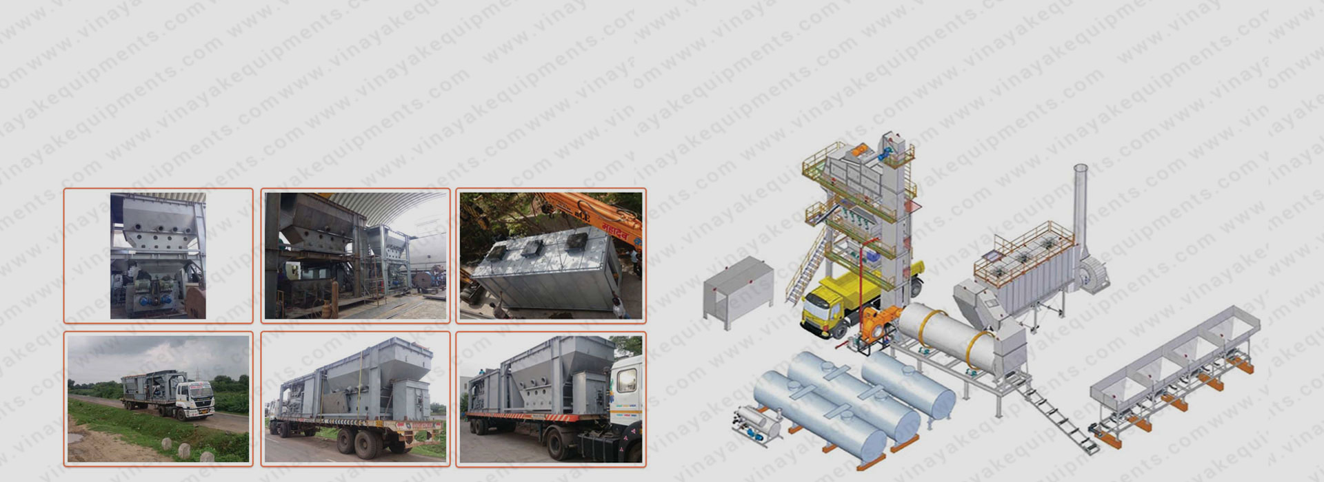 Asphalt Mixing Plant Manufacturers, Suppliers, Dealers