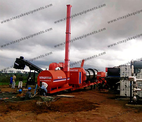 portable asphalt plant,  manufacturers, suppliers, india, mehsana, dubai, uae, qatar, hyderabad, pune, germany, saudi arabia