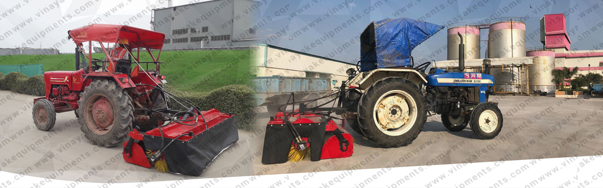 Road Sweeping Machine, Road Sweeper, Broomer